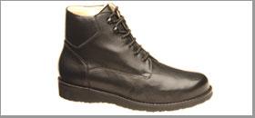 Die Schuhe für den Fuss mit dem Kern zu kaufen,